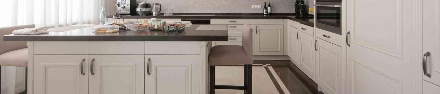 קולקציית דלתות פולימר למטבחים ורהיטים מבית PORTALINE | בלורן פרזול