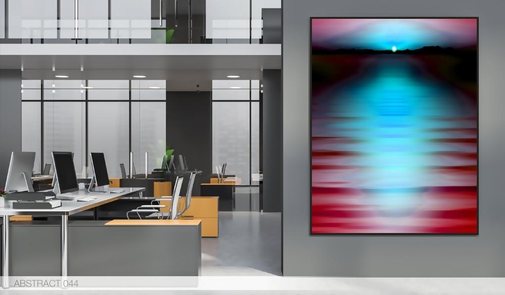 תמונות מופשטות להדפסה על זכוכית | בלורן פתרונות פרזול ועיצוב הבית