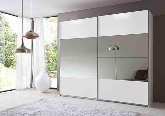 מערכת הזזה שני מישורים - מערכות הזזה לארונות ולרהיטים | בלורן מוצרי פרזול איכותיים