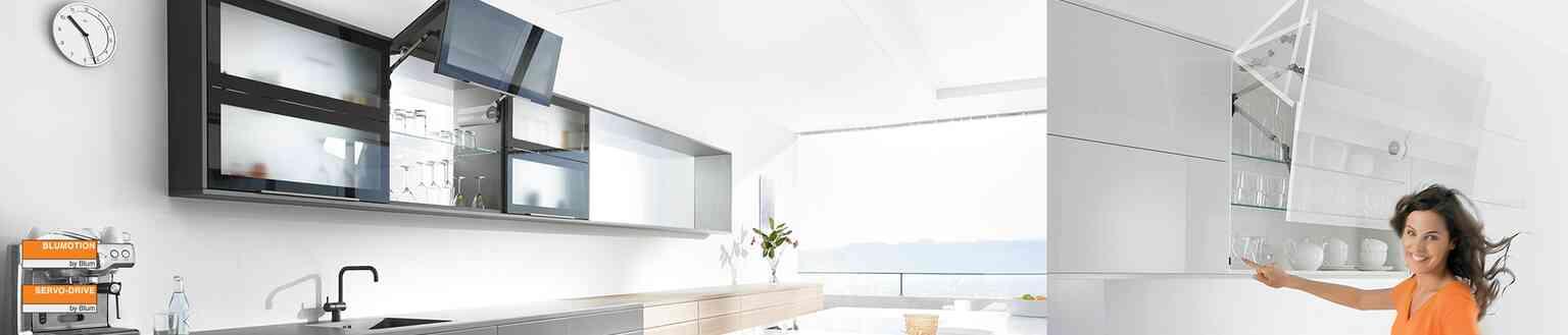 קלפה למטבח - קלפות אוונטוס של BLUM | בלורן מוצרי פרזול איכותיים
