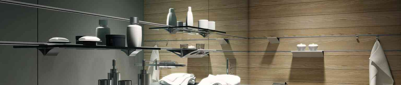 חיפוי קירות לאמבטיה | בלורן מוצרי פרזול איכותיים