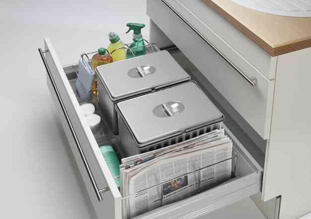 פחי אשפה למטבח | בלורן ייבוא ושיווק מוצרים למטבח