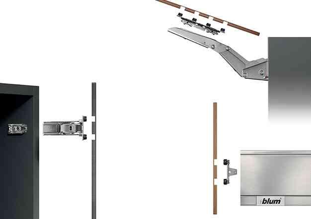 סדרת פרזול אקספנדו T | בלורן מוצרי פרזול איכותיים