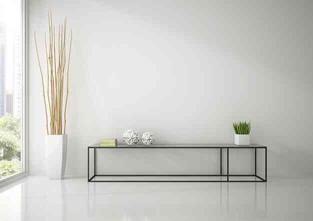 מידוף מודולרי ושולחנות קפה קאנטי - פתרונות פרזול ועיצוב לסלון