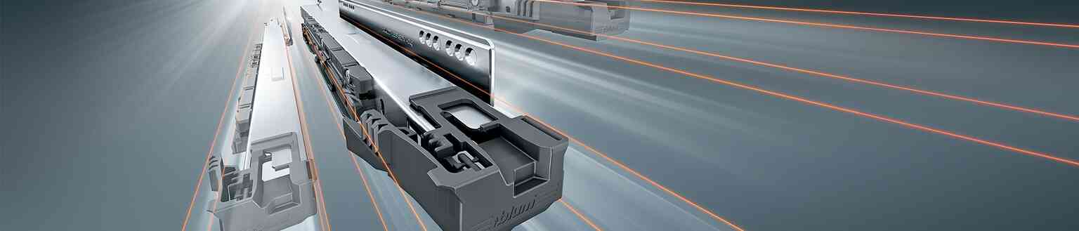 מסילות מובנטו - MOVENTO | בלורן מוצרי פרזול איכותיים