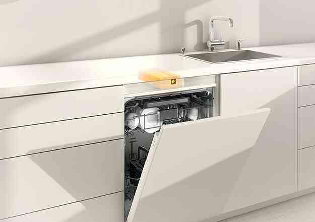 סרוו-דרייב פלקס: פתיחה חשמלית למקרר ומדיח אינטגרלי | בלורן מוצרי פרזול איכותיים