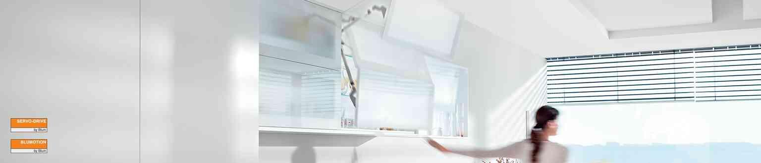 סרוו-דרייב: פתיחה חשמלית לקלפות | בלורן מוצרי פרזול איכותיים