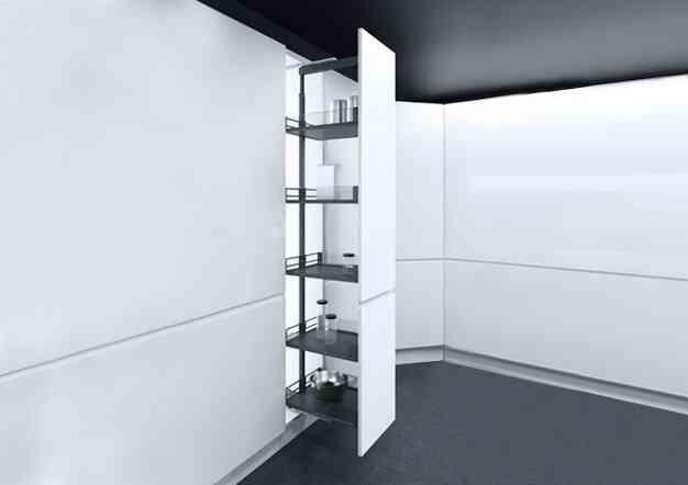 מזווה סופט-ליין - מזווה למטבח | בלורן מוצרים משלימים למטבח