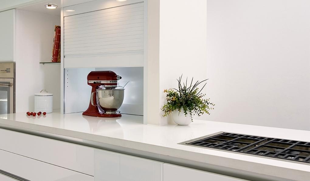 Box Milano - תריס אלומיניום למטבח - בלורן פרזול