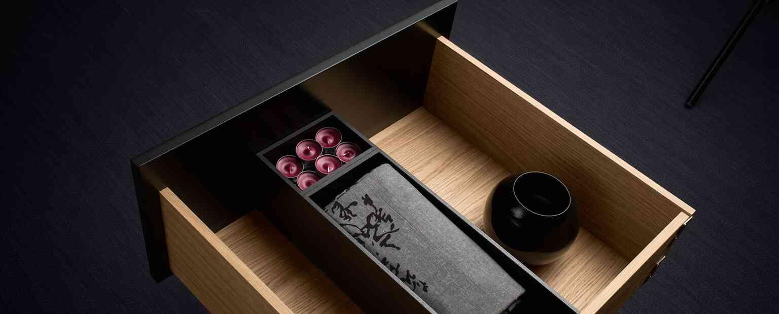 מגירות עץ טאורבוקס ( TA'ORBOX ) למטבח - בלורן מוצרי פרזול איכותיים למטבח