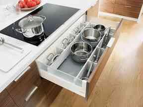 פתרונות פרזול ועיצוב של המטבח