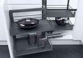 פתרונות חכמים לפינות המטבח