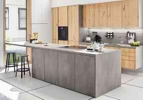 קולקציית דלתות PL למטבחים ורהיטים מבית PORTALINE | בלורן מוצרי פרזול