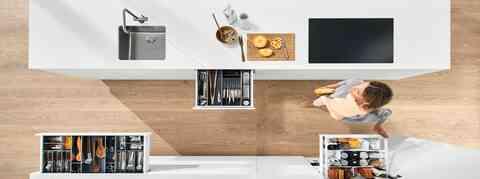 מוצרים משלימים למטבח - בלורן ייבוא ושיווק פרזול