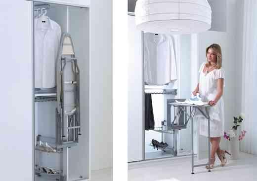 פתרונות פרזול ועיצוב לארונות בגדים  - בלורן מוצרי פרזול איכותיים